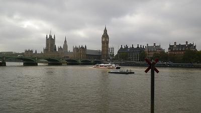 ロンドンの眺め