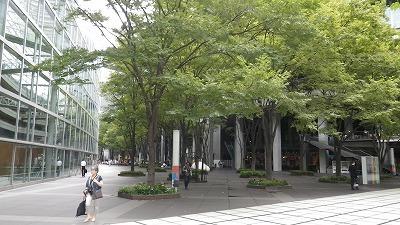 会場となった東京国際フォーラム
