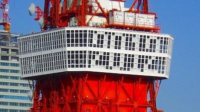 2012年東京タワー