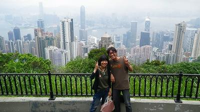 香港・ヴィクトリアパーク