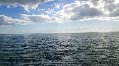 氷見の海、きらきらと最高です!