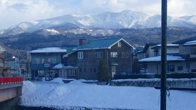 山形の蔵王の風景
