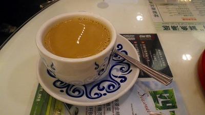 香港の珈琲