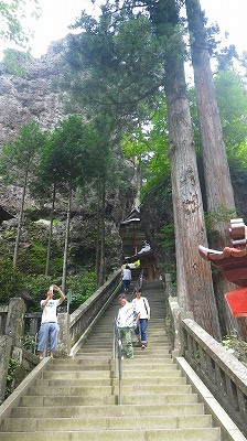 群馬県の榛名神社