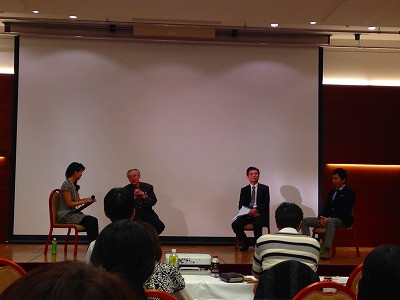 こちらは友人の東京薬科大学の先生を始め、有名な薬剤師の先生方の討論会です。</p> <p>