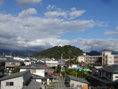 若木山の写真です