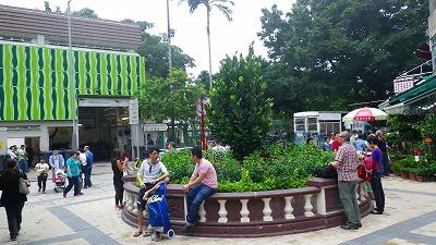 香港 フラワーマーケット