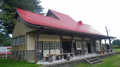 日中線記念館