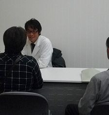薬剤師 土屋幸太郎の漢方相談の風景 title=