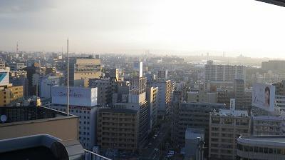 新大阪の眺め