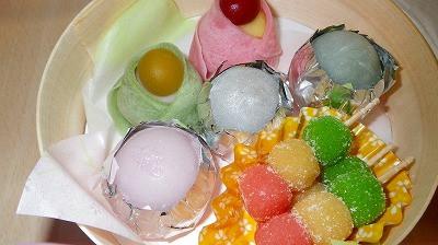 雛菓子、おいしそう~