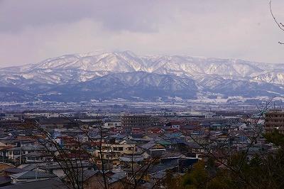 若木山から眺める葉山です。