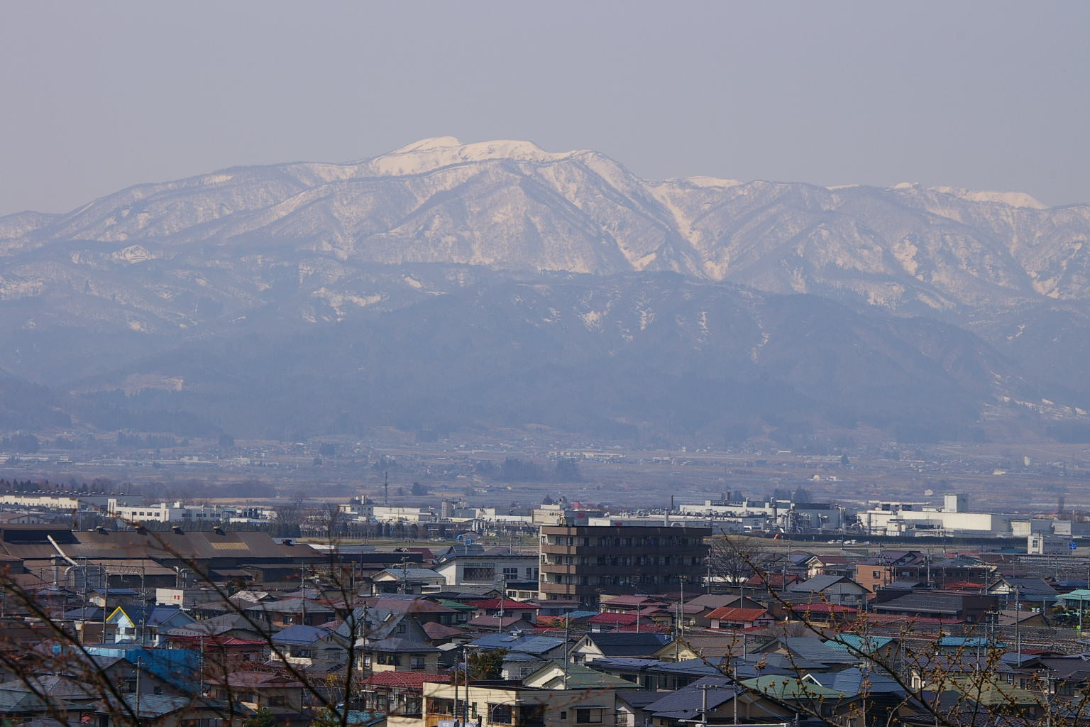 葉山の眺めです