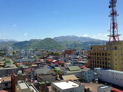 <br /> 母の日でしたので身内で山形市内で昼食をとりました。