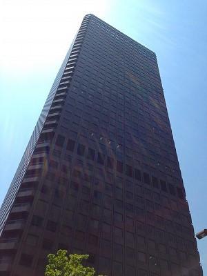 浜松町のシンボル 貿易センタービル