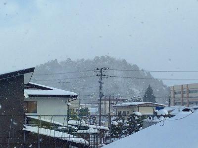 """冬の若木山風景"""""""