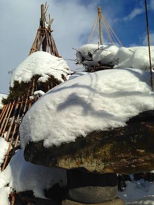 冬の若木山風景も