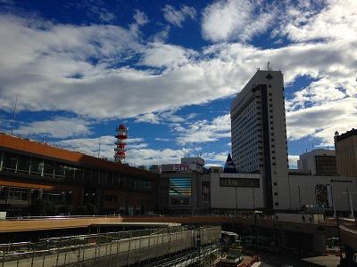 仙台はいい日和でした