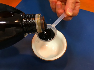 婦宝当帰膠はシロップの漢方薬です。<br />