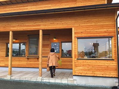 東根に新しいベーグル屋さん